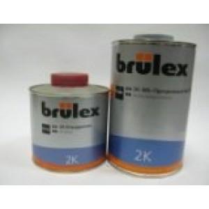 Brulex Лак 2К HS прозрачный Премиум комплект 1 л+0,5 л, , 0 р., , Brulex, Лак
