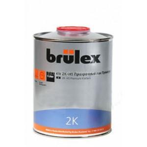 Brulex Лак 2К-HS прозрачный 1 л + отв. 0,5 л, , 0 р., , Brulex, Лак