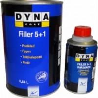 DYNACOAT Грунт Acrylic Filler 5+1 1,25 л