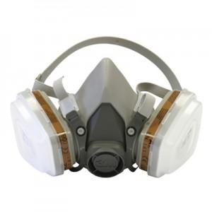 141633 Полумаска-респиратор набор CS Star Mask Starter Kit A2 P2 (размер M), , 17 р., , CarSystem, Маски