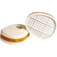 CARSYSTEM (140949) Сменные угольные фильтры для полумасок Star Mask