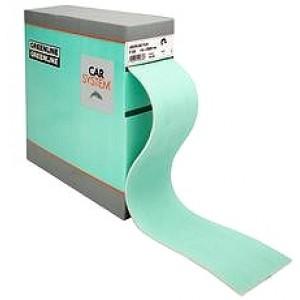 137426 Шлифовальная  бумага 115 мм х 25 м в рулоне Р240, , 36 р., , CarSystem, Шлифовальные полосы