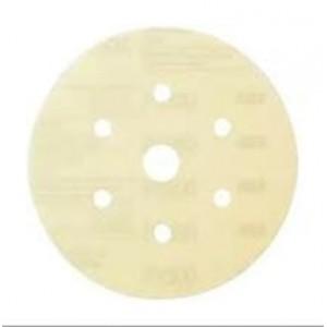 3М 62002/50239 Микротонкий абразивный круг 150 мм 7 отв Р1200, , 0 р., , 3M       , Абразивные круги