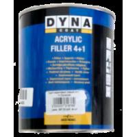 DYNACOAT Грунт Acrylic Filler 4+1 1,25 л