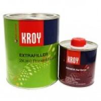 KROY Грунт 2К HS 4+1 EXTRAFILLER серый