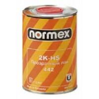 Normex Лак 2К-HS прозрачный 1 л. + 0,5 л. Комплект