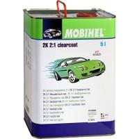 MOBIHEL - 2К акриловый бесцветный лак anti-scratch + отв. (5 л. + 1 л.)