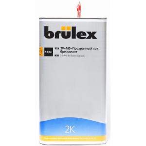BRULEX-2K-MS-Прозрачный лак Бриллиант Комплект, 932750126, 0 р., , Brulex, Лак