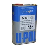 U-POL - Лак Universal 4:1 S2088 HS (+отвердитель), комплект