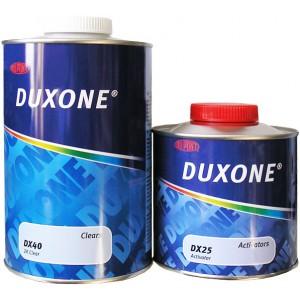 DUXON – DX40, 2К MS Акриловый лак универсальный, комплект, , 392 р., , Duxone, Лак