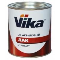 Лак Vika АК-1112 акриловый HS 0,85 л + отв. 0,43 л