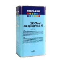 PROFI_LINE Лак прозрачный МS + отвердитель