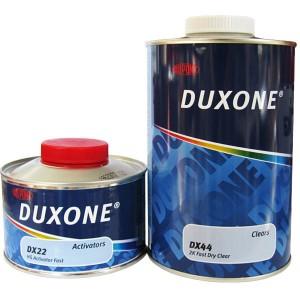 DUXON – DX44, 2К MS Акриловый лак быстросохнущий, комплект, , 550 р., , Duxone, Лак