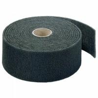ROXELPRO - Нетканый абразивный материал 115мм х10м ultra fine, серый