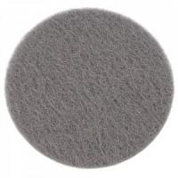 Нетканый абразивный матирующий круг SUF 600 (серый) диа. 150мм SMIRDEX (шт.) (шт.)