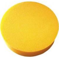 CarFit (5-100-0163) Полировальный круг желтый