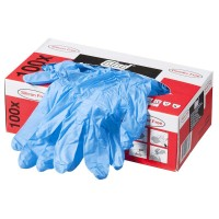 Перчатки нитриловые устойчивые к растворителям Colad