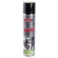 Аэрозольная графитная смазка MasterWax