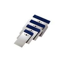 CARFIT- CF Набор гибких металлических шпателей 50-80-100-120 мм