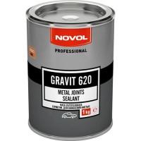 NOVOL - gravit 620 Герметик для нанесения кисть, окрашиваемый