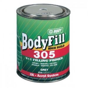 Body 305 Грунт 4+1 серый с отвердителем 1,25 кг, , 10 р., , HB Body, Грунт