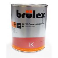 BRULEX- 1K-Грунт-наполнитель (светло-серый)