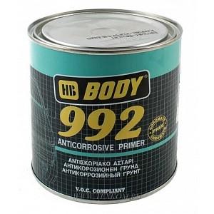 Body 992 Грунт серый 1 кг, , 4 р., , HB Body, Грунт