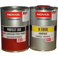 NOVOL - protect 360 эпоксидный грунт 0,8+0,8, антикоррозионный