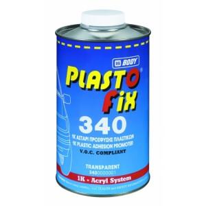 Body 340 Грунт Plastofix бесцветный 1 л, , 14 р., , HB Body, Грунт