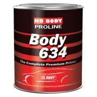Body 634 Грунт economy 4:1 серый (0,8 л) + 625 отв. economy (0,2 л)