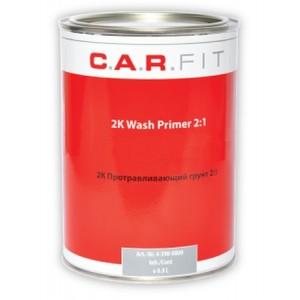 4-398-0800 CARFIT - 2K Протравливающий кислотный грунт 2:1 + отвердитель, комплект, , 8 р., , Carfit, Грунт
