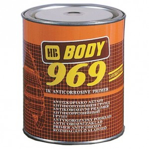 Body 969 Грунт коричневый 1 кг, , 3 р., , HB Body, Грунт