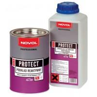 Novol - 37211 Protect 340 Wash Primer 1+1, грунт реактивный антикоррозионный комплект (1л+ H5910 1л)