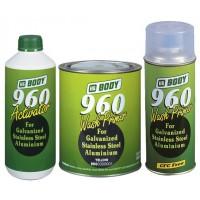 HB Body -Грунт 960 1:1 кислотный 2К + Отвердитель 960 Активатор жёлто-зелёный комплект