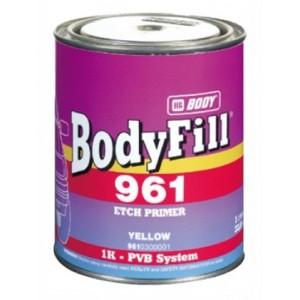 Body 961 Грунт Etch Filling Primer серый 1 л, , 0 р., , HB Body, Грунт