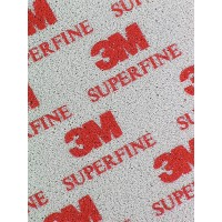 3М - 03809 Fine губка абразивная (тонкое зерно), 115ммX140ммX5мм