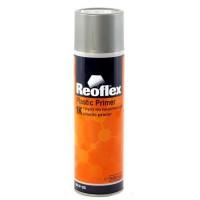 REOFLEX Грунт 1K Акриловый аэрозоль серый 520 мл