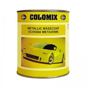 245 золотая нива, осн. металлик, автомобильная краска осн. металлик, автоэмаль Colomix
