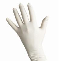 3-260-0100 CARFIT - Перчатки латексные, белые