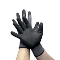 Перчатки AB, для механических работ с пенным покрытием 1 пара - пурпурные