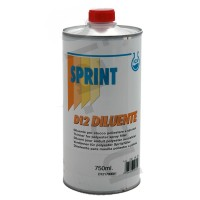 Разбавитель Sprint D12 для жидкой шпатлевки