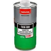 NOVOL Разбавитель для жидкой шпатлевки THIN 880 0,5 л