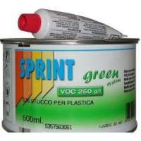 Шпатлевка Sprint S35 по пластику Stucco per plastica