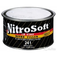 HB Body - Шпатлевка 241 NITROSOFT