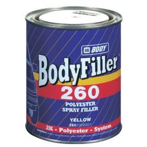 HB Body - Жидкая шпатлевка 260, , 9 р., , HB Body, Шпатлевка