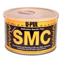 U-POL - SMC carbon, Углеволоконная легкошлифуемая шпатлевка 1 литр