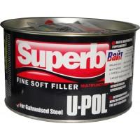 U-POL - Superb, Легкошлифуемая мультифункциональная Fine Soft шпатлевка