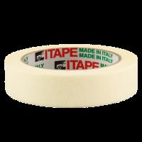 Малярная бум. лента Itape white 40C 40м х 25мм