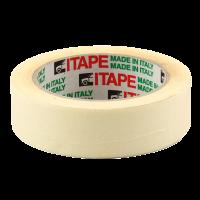 Малярная бум. лента Itape white 40C 40м х 30мм