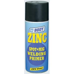 HB Body - Аэрозольный грунт 425 ZINC SPOT MIG 1К , , 4 р., , HB Body, Спреи